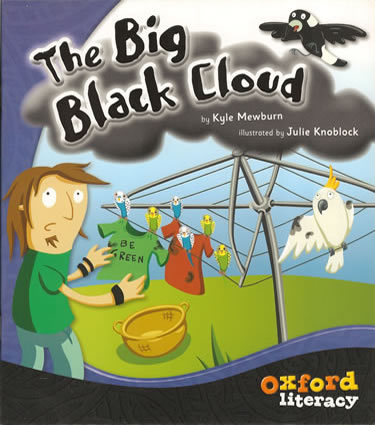 Tracker Jack 1 - The Big Black Cloud