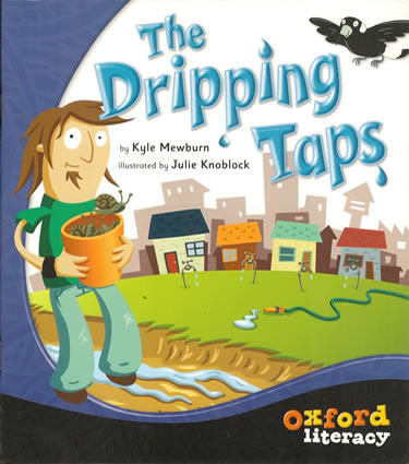 Tracker Jack 2 - The Dripping Taps
