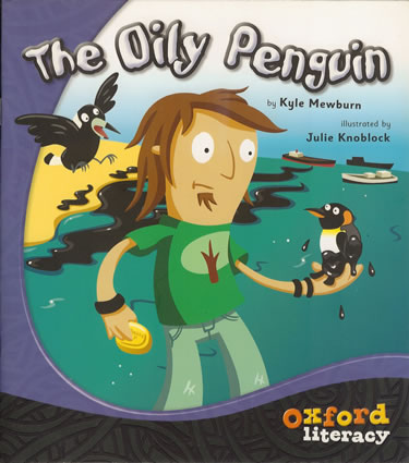 Tracker Jack 3 - The Oily Penguin