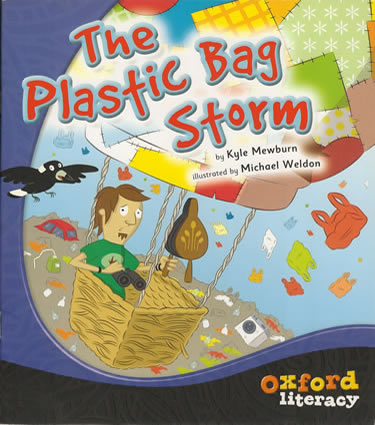 Tracker Jack 4 - The Plastic Bag Storm