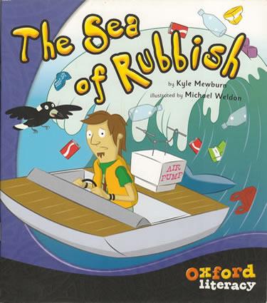 Tracker Jack 5 - The Sea of Rubbish