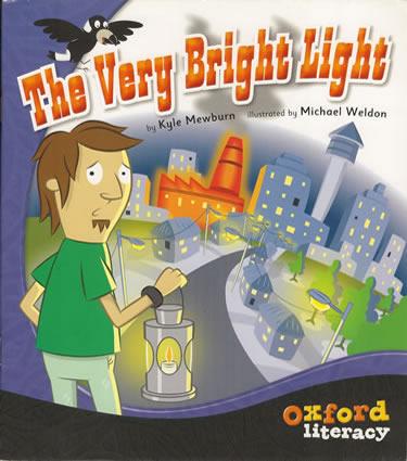 Tracker Jack 6 - The Very Bright Light