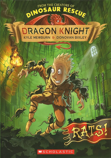 Dragon Knight - Rats!